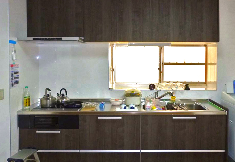 キッチン(After)