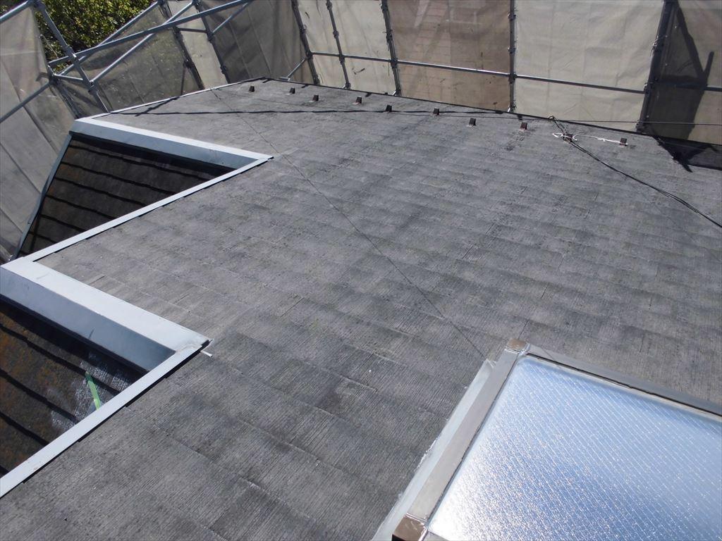 屋根のカバー工法2(Before)